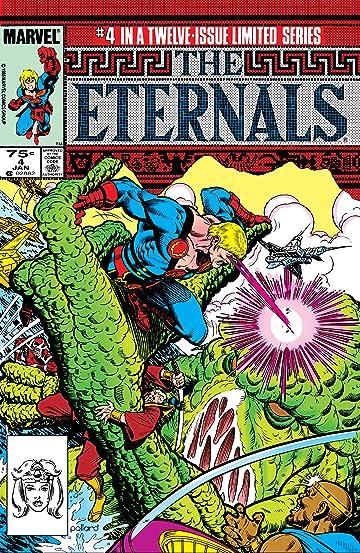 Eternals (1985-1986) #4 (of 12)