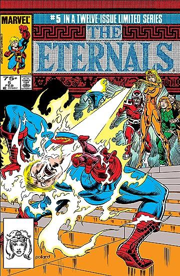 Eternals (1985-1986) #5 (of 12)