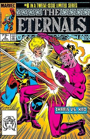 Eternals (1985-1986) #6 (of 12)