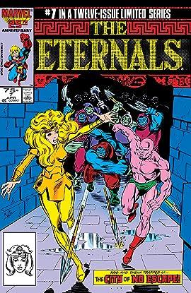Eternals (1985-1986) #7 (of 12)