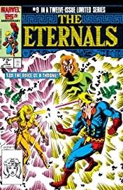 Eternals (1985-1986) #9 (of 12)