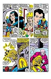 Eternals (1985-1986) #10 (of 12)