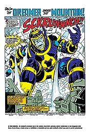 Eternals (1985-1986) #12 (of 12)