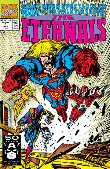 Eternals: The Herod Factor (1991) #1