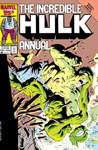 Incredible Hulk (1962-1999) Annual #15