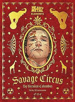 Savage Circus #1 (of 10)