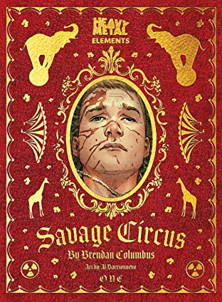 Savage Circus #1 (of 10)