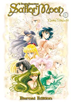 Pretty Guardian Sailor Moon Eternal Edition Vol. 10