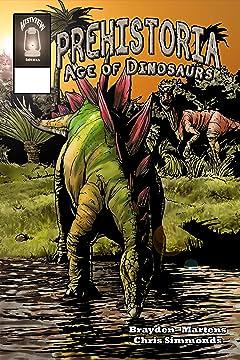 Prehistoria: Age of Dinosaurs - Special Edition #1