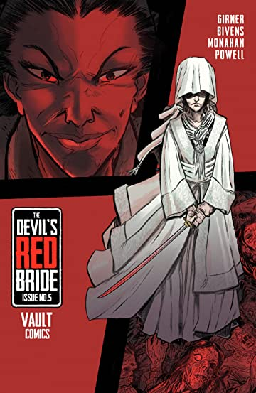 The Devil's Red Bride No.5