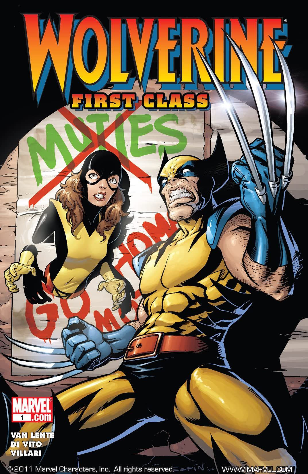 Share Your Universe Wolverine