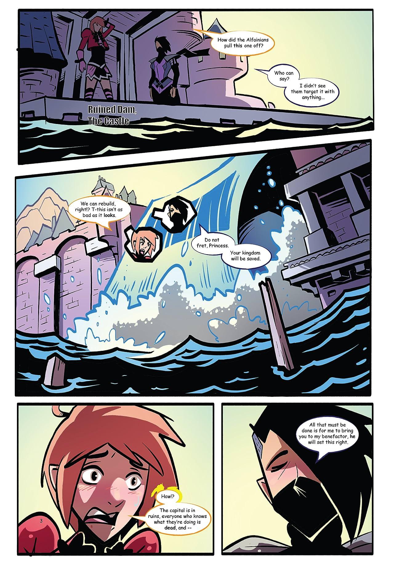 Vanquished: Weird Princess Vol. 1 #8