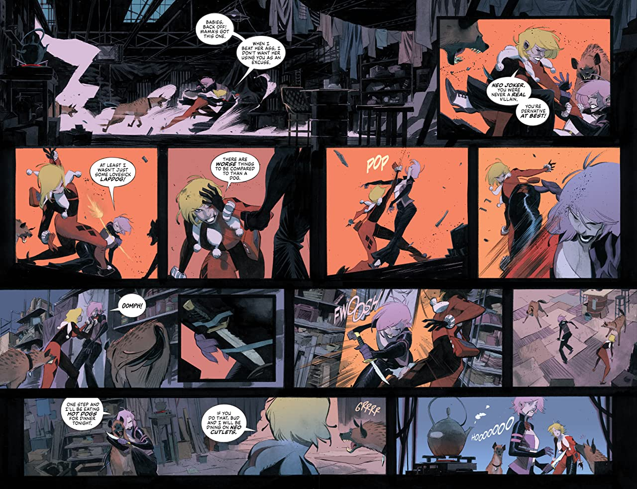Batman: White Knight Presents: Harley Quinn (2020) #2