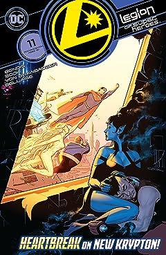 Legion of Super-Heroes (2019-) #11