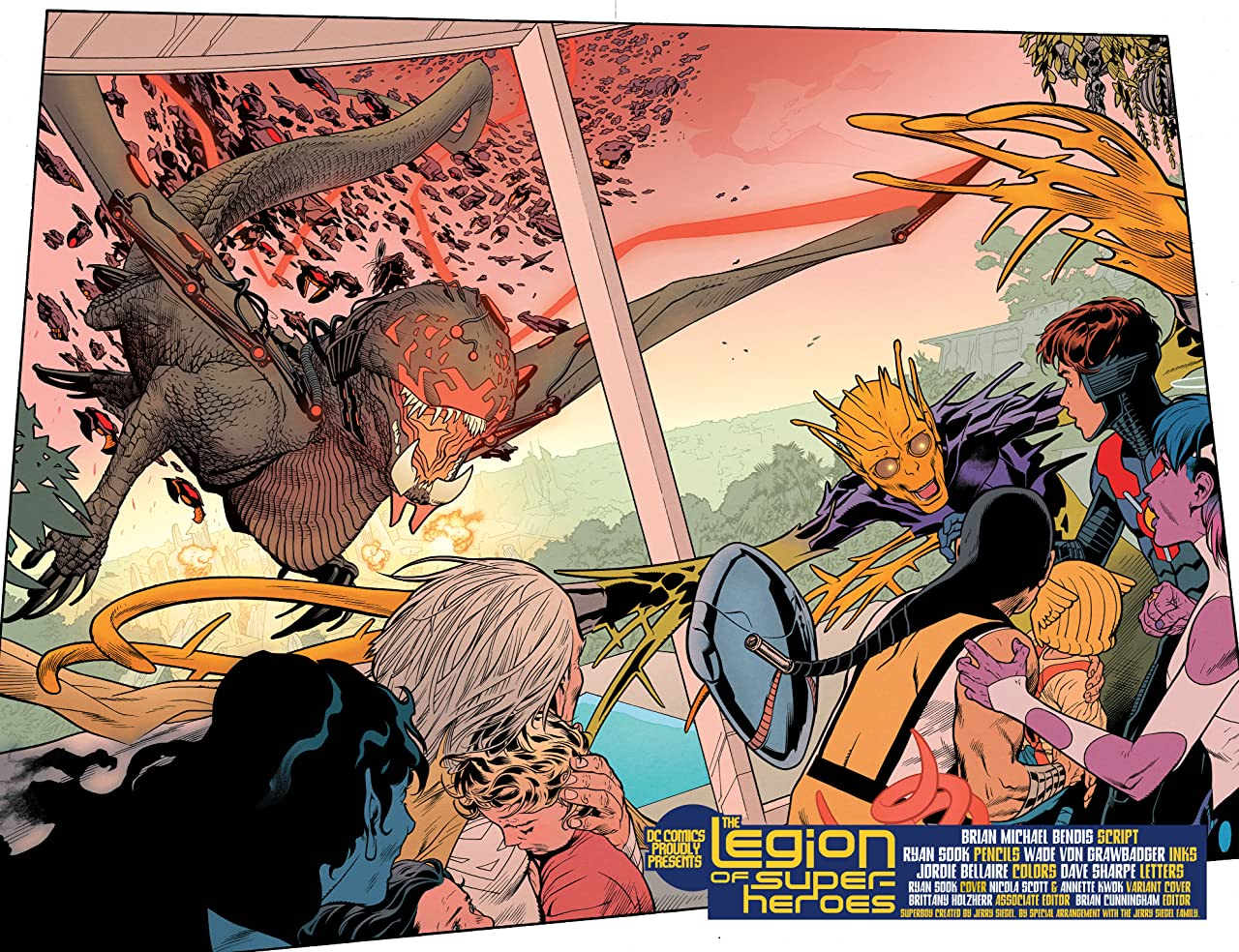 Legion of Super-Heroes (2019-) #11