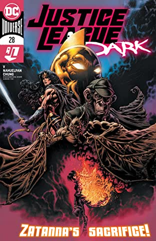 Justice League Dark (2018-) #28