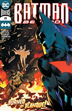 Batman Beyond (2016-) #49