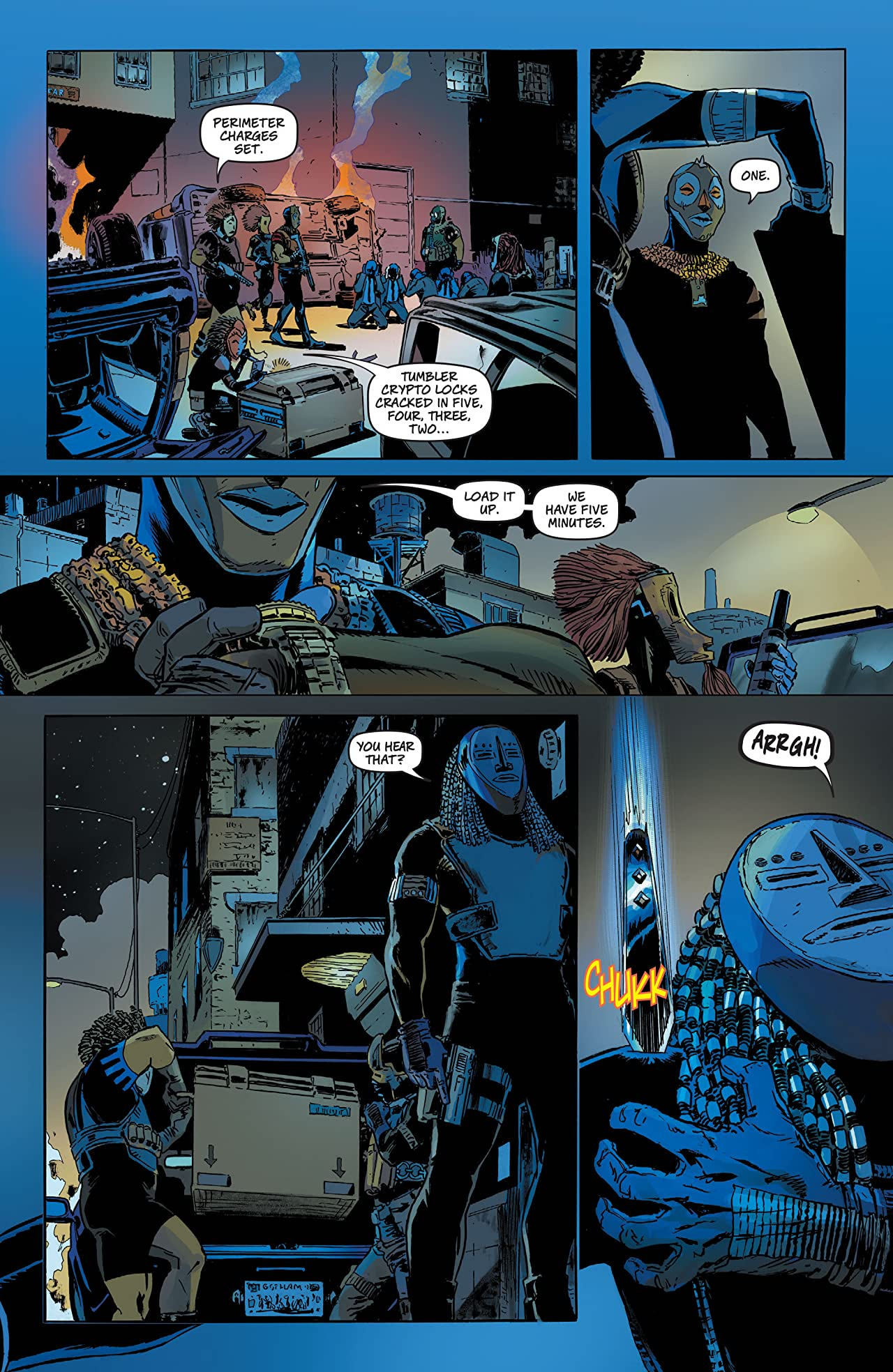 Red Hood and the Outlaws (2016-) #51