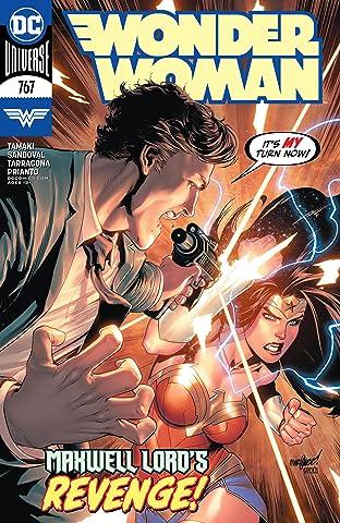 Wonder Woman (2016-) No.767