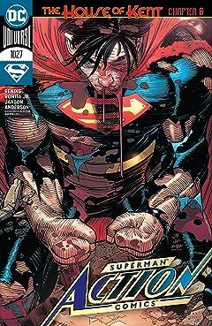 Action Comics (2016-) #1027