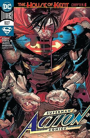 Action Comics (2016-) No.1027