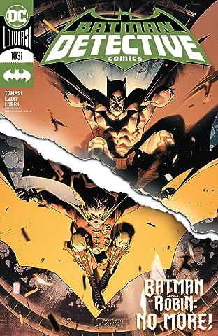 Detective Comics (2016-) No.1031