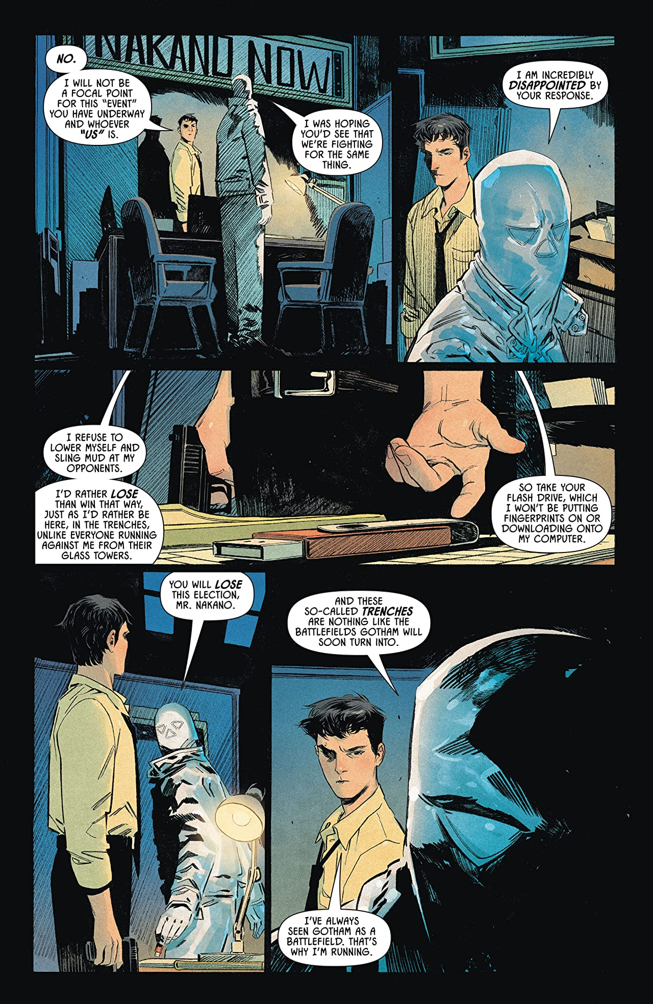 Detective Comics (2016-) #1031