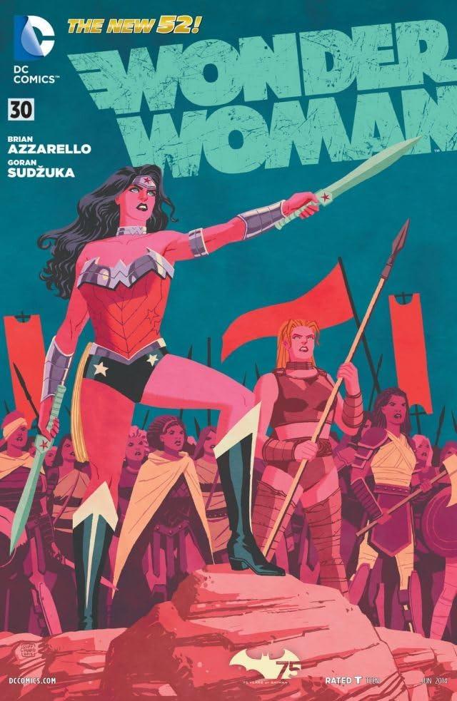 Wonder Woman (2011-) #30