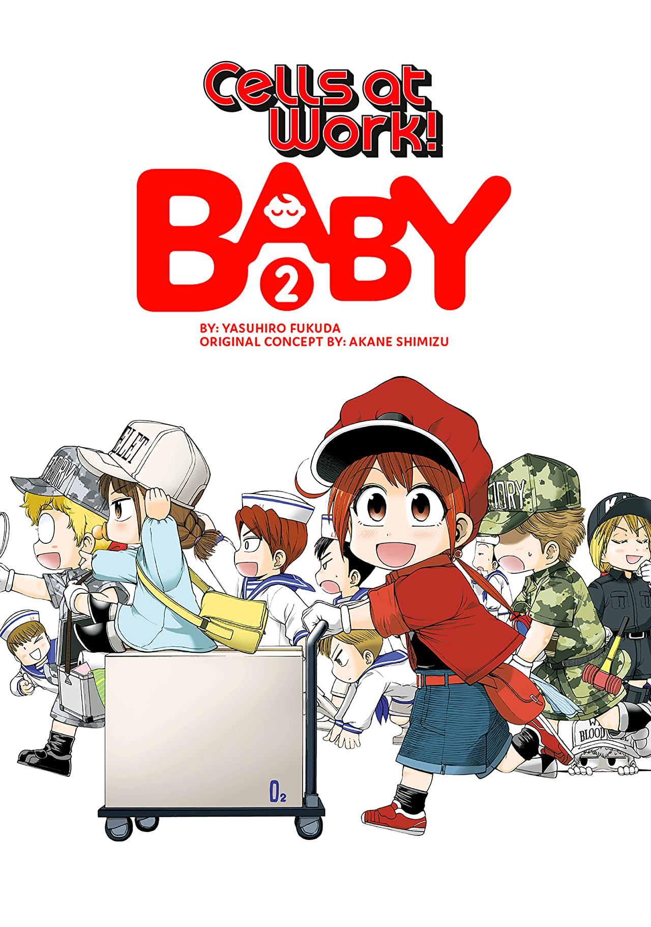 Cells at Work: Baby! Vol. 2