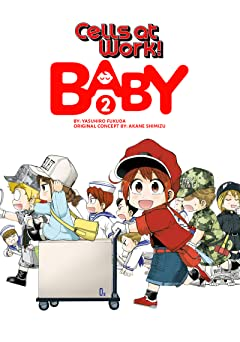 Cells at Work: Baby! Tome 2