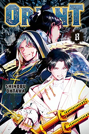 Orient Tome 8