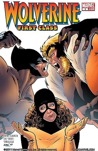 Wolverine: First Class #2