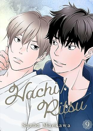 Hachi/Ritsu (Yaoi Manga) #9
