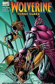 Wolverine: First Class #3