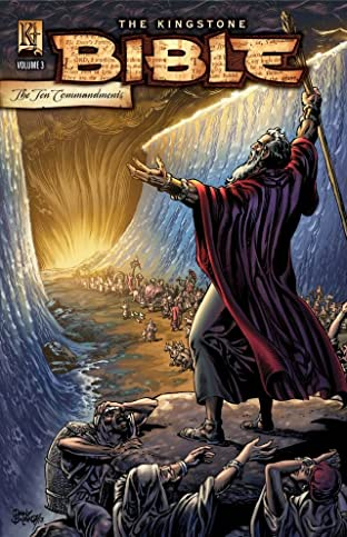 The Kingstone Bible Vol. 3: The Ten Commandments