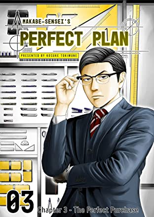 Makabe-sensei's Perfect Plan #3