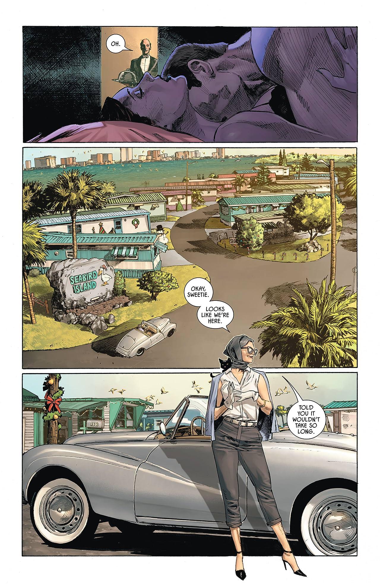 Batman/Catwoman (2020-) No.1