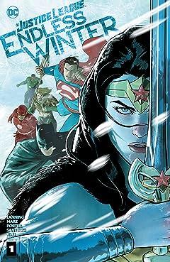 Justice League: Endless Winter (2020-) No.1