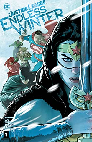 Justice League: Endless Winter (2020-) #1