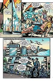Justice League: Endless Winter (2020-) #1