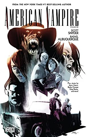 American Vampire Tome 6