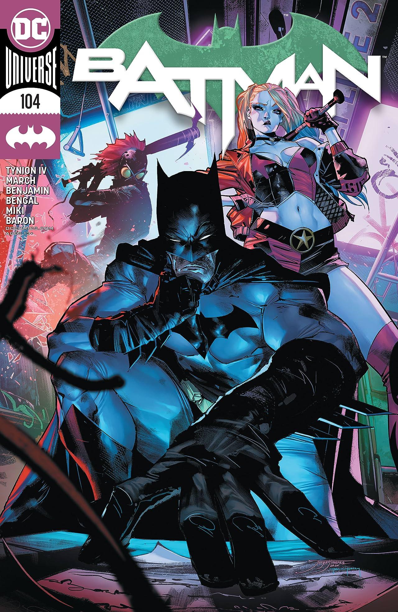 Batman (2016-) #104