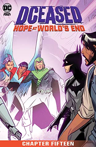 DCeased: Hope At World's End (2020-) No.15
