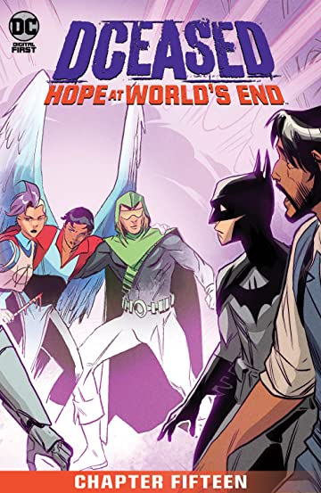 DCeased: Hope At World's End (2020-) #15