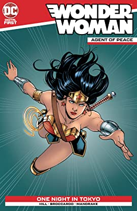 Wonder Woman: Agent of Peace #19
