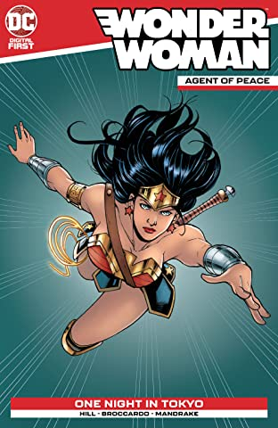 Wonder Woman: Agent of Peace No.19