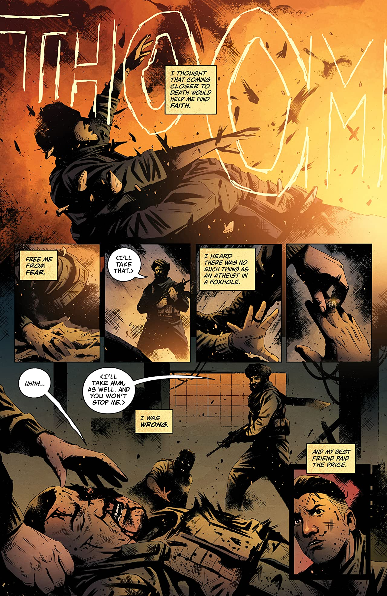 War on Terror Vol. 1: Godkillers