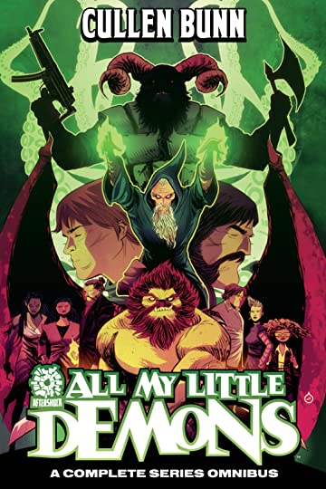 The Cullen Bunn Library: All My Little Demons