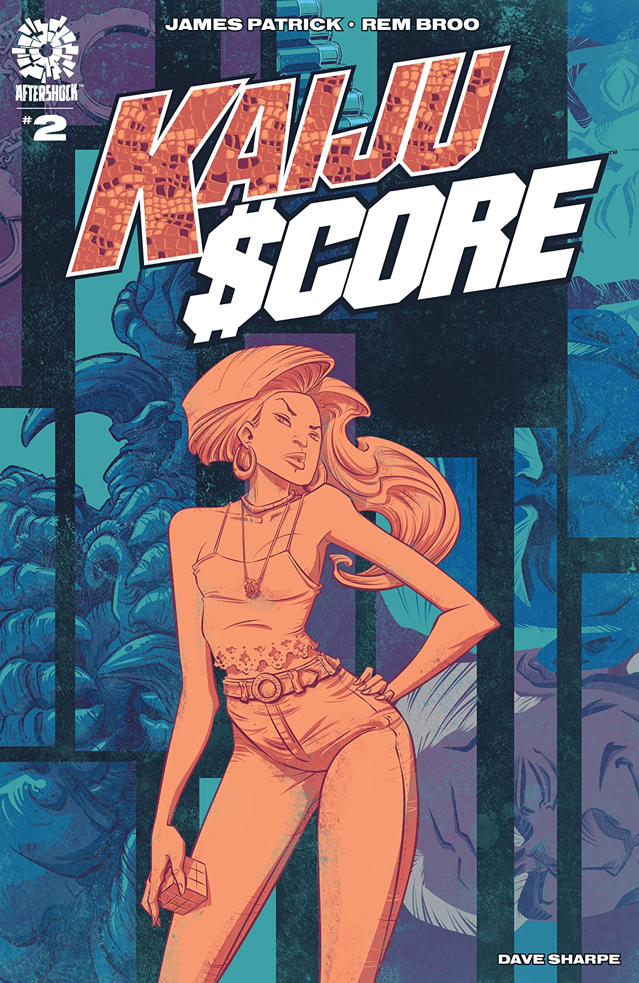 Kaiju Score #2