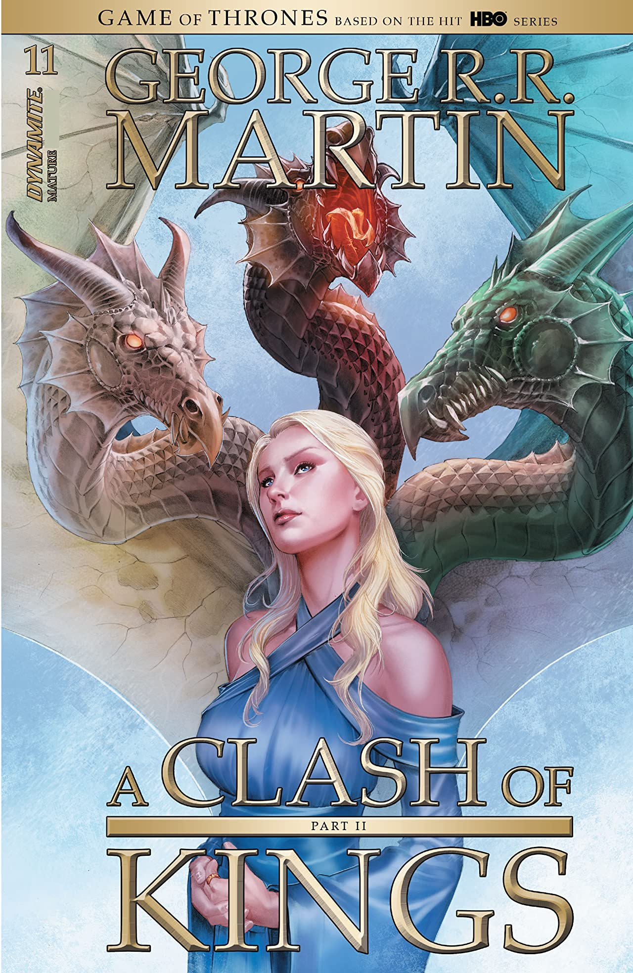 George R.R. Martin's A Clash of Kings: The Comic Book Vol. 2 #11